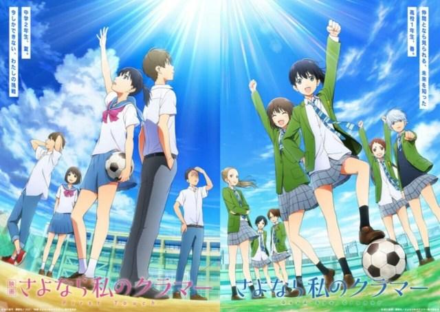 Manga Sayonara Watashi no Cramer Karya Naoshi Arakawa Dapatkan Film Anime dan Anime TV 2