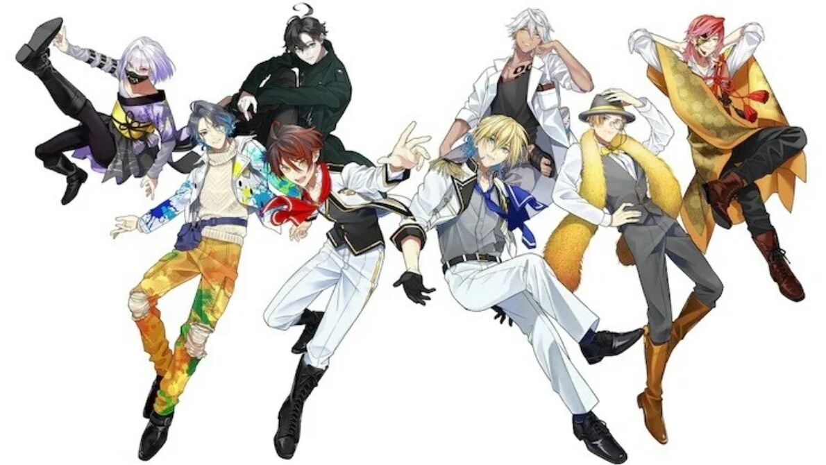 Happinet Ungkap Proyek VTuber Laki-Laki Onegai Patron-sama! Dengan Anime Net pada Bulan Oktober 1