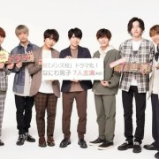 Seri Live-Action Seiho Boys High School! Dijadwalkan Ulang untuk Rilis Tanggal 7 Oktober 22