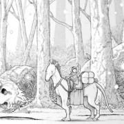 Manga Lady Law to Nanoka no Mori Karya Makoto Isshiki Hiatus Karena Kesehatan Sang Penulis 13