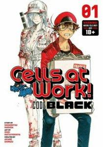 Video Promosi Lengkap Pertama untuk Anime TV Cells at Work! Code Black Ungkap Seiyuu dan Staf Lainnya 2