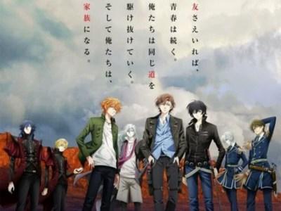 Franchise Project Scard Dapatkan Anime Scar on the Praeter dari GoHands untuk Januari 2021 2
