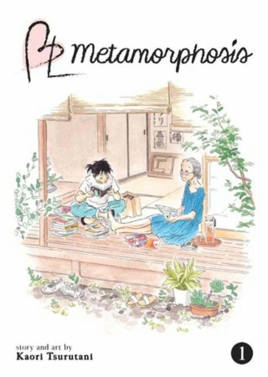 Manga BL Metamorphosis akan Berakhir pada Tanggal 25 September 1