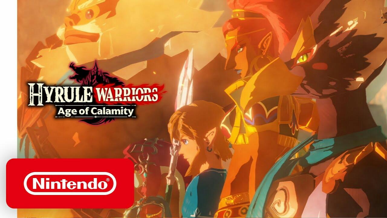 Game Prekuel Breath of the Wild Berjudul Hyrule Warriors: Age of Calamity Diumumkan 1