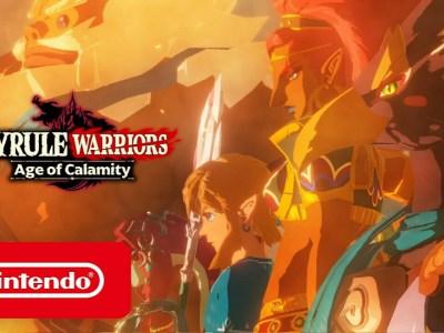 Game Prekuel Breath of the Wild Berjudul Hyrule Warriors: Age of Calamity Diumumkan 4