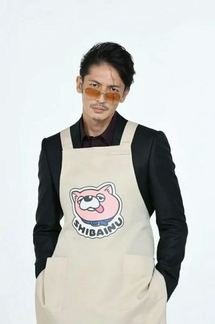 Live-Action The Way of the Househusband Diperankan oleh Tina Tamashiro sebagai Karakter Orisinal 3