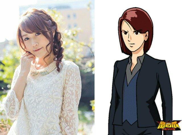 Anime Eagle Talon: Golden Spell Diperankan oleh Kenjiro Tsuda, Kazuhiro Nakaya, Rina Satou 4