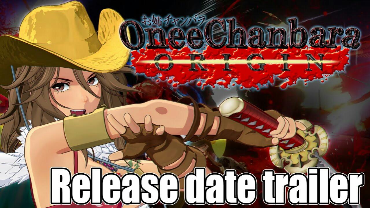 Game Onee Chanbara Origin akan Dirilis di Barat untuk PS4, PC pada Tanggal 14 Oktober 1
