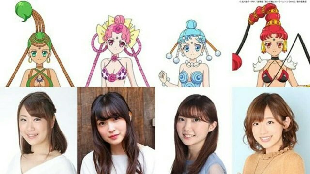 Film Sailor Moon Eternal Diperankan oleh Naomi Watanabe Sebagai Zirconia 3