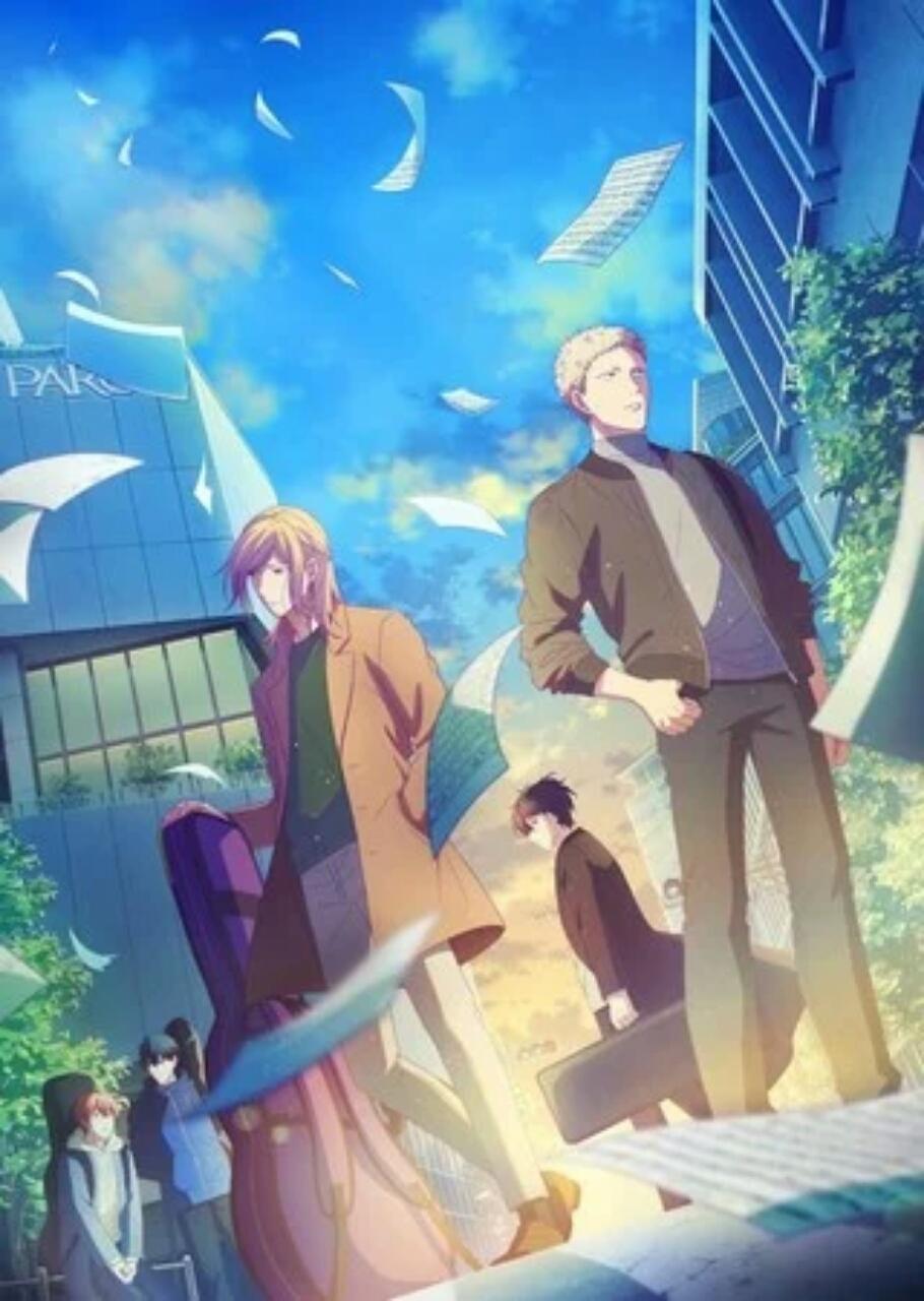 Film Anime Given Telah Menjual 100,000 Tiket 1