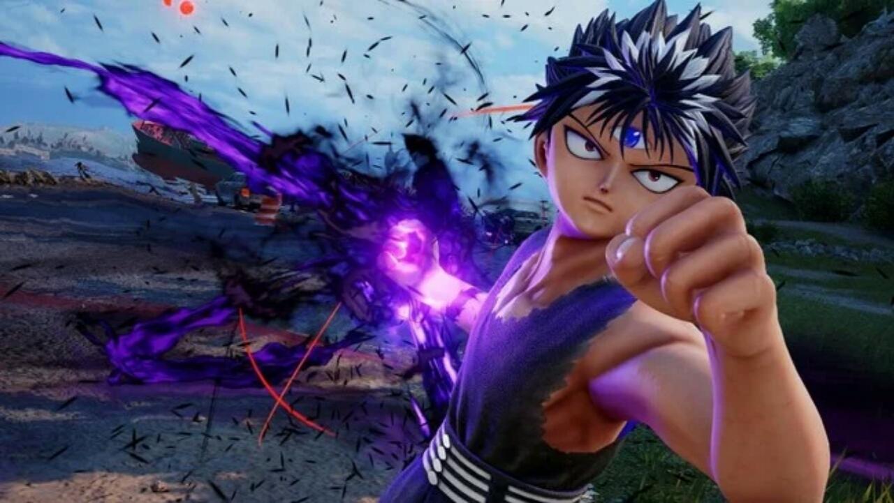 Game Jump Force Tambahkan Hiei dari Yu Yu Hakusho 1