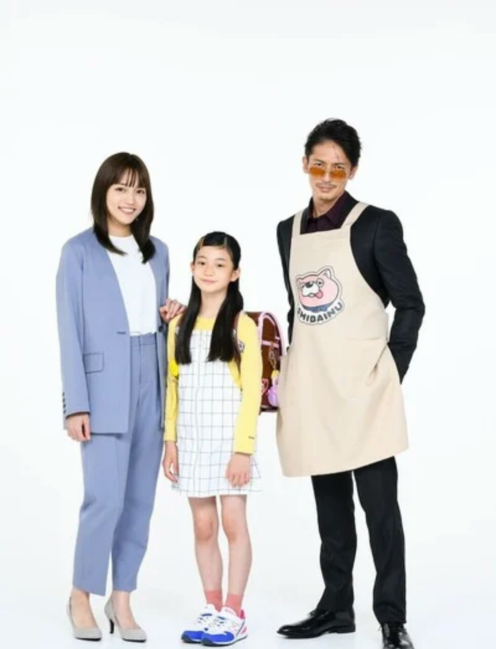 Live-Action The Way of the Househusband Memperkenalkan Karakter Anak Perempuan Orisinal 1