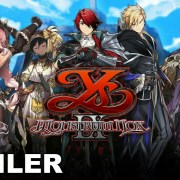 Trailer Game Ys IX: Monstrom Nox Memperlihatkan Para Karakter 9