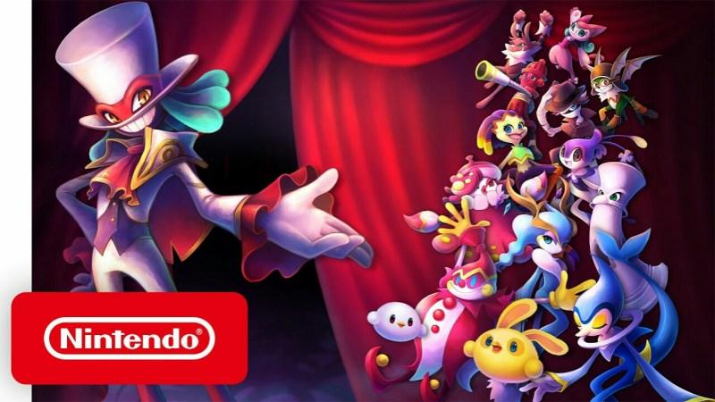 Game Balan Wonderland Garapan Kreator Sonic the Hedgehog, Yuji Naka, akan Diluncurkan pada Tanggal 26 Maret 1