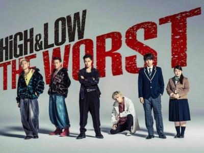 Film Crossover 'HiGH&LOW The Worst' Mendapatkan Seri Live-Action Sekuel 1