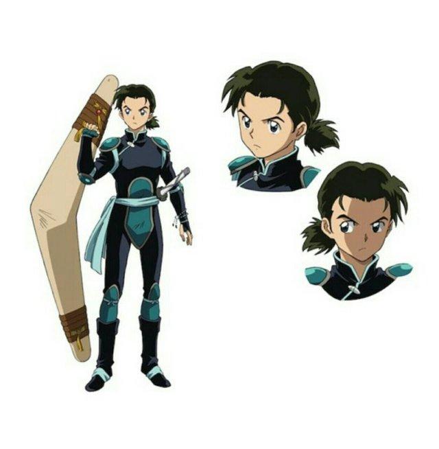 Anime Yashahime Tambahkan 3 Anggota Seiyuu 3