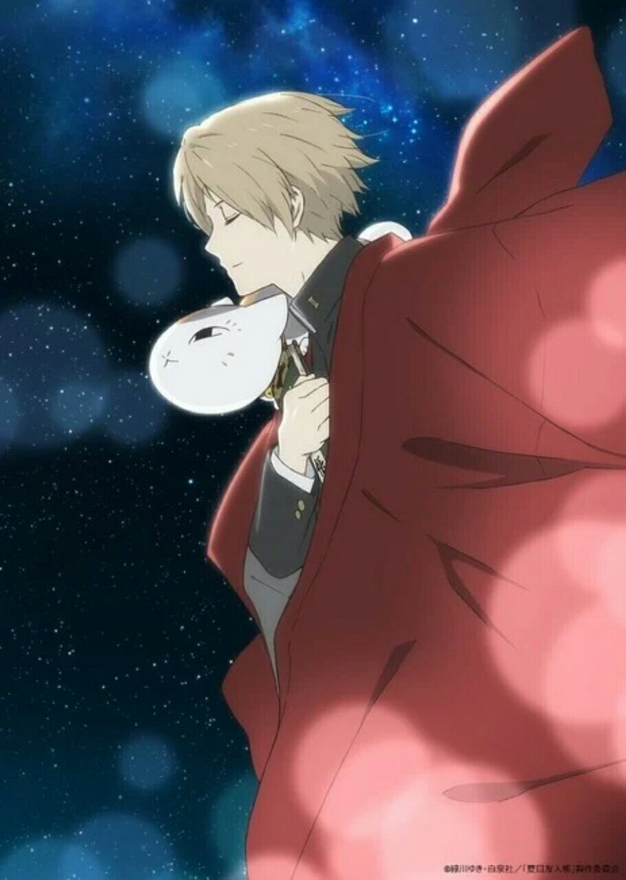 Film Anime Natsume's Book of Friends Baru Ungkap Judul, Staf, Seiyuu, Cerita 2