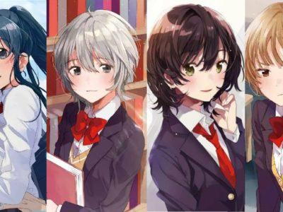 Anime Bottom-tier Character Tomozaki Mengungkapkan Detail Staf dan Kapan Debutnya 15