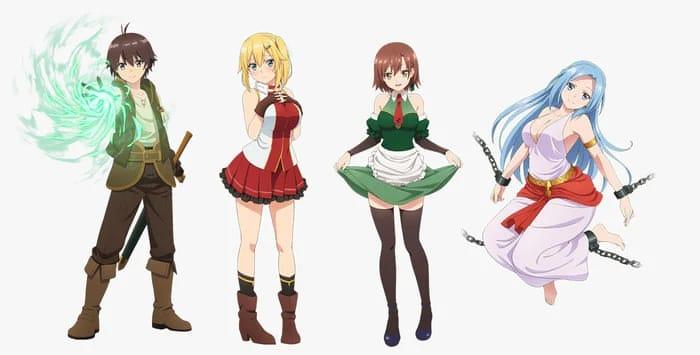 Trailer Perdana Anime Ore Dake Haireru Kakushi Dungeon: Kossori Kitaete Sekai Saikyo Ungkap Para Seiyuu dan Kapan Debut Animenya 2
