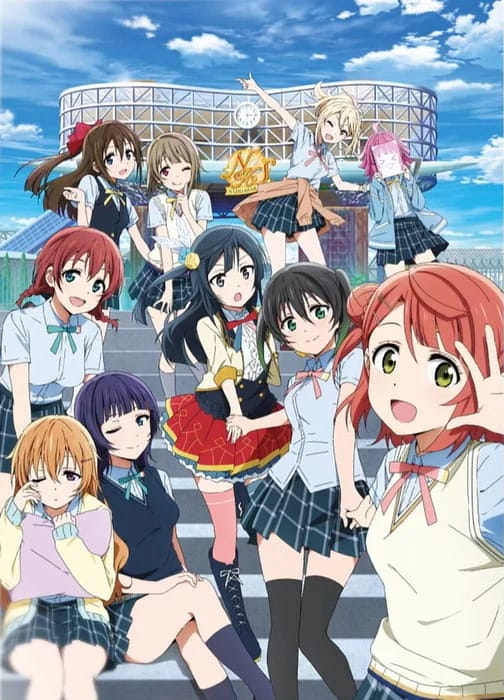 Anime Love Live! Nijigasaki High School Idol Club Akan Tayang Perdana Pada 3 Oktober 1