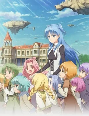 Muse Vietnam Menambahkan Anime WorldEnd pada Hari Senin 2