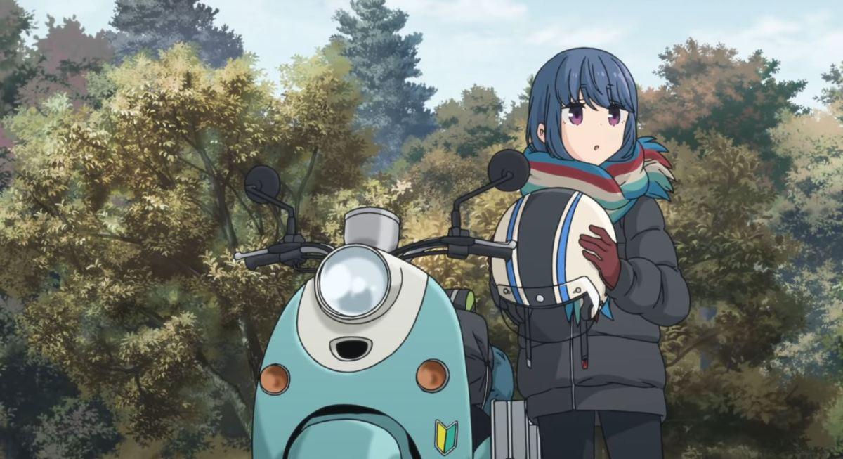 Yuru Camp Season 2 Akan Menemanimu Ke Alam Bebas pada Tahun 2021 5