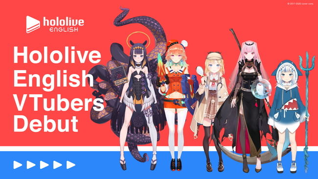 Hololive English Gen 1 Akan Segera Debut!! 1