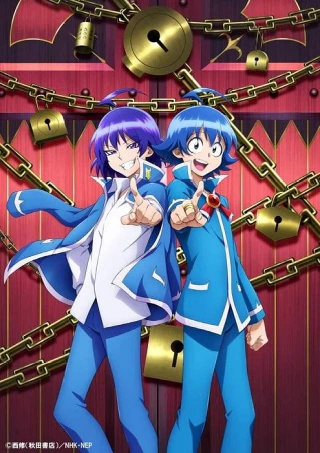 Anime 'Welcome to Demon School, Iruma-kun' Dapatkan Season Kedua Pada Bulan April 2021 2