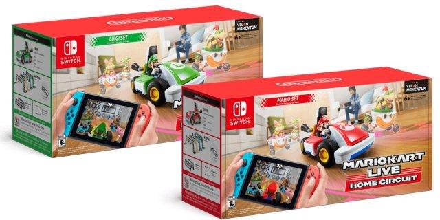 Tidak Cukup Bermain Mario Kart di Dunia Gim? Mari Mainkan juga di Dunia Nyata dengan Mario Kart Live: Home Circuit! 3