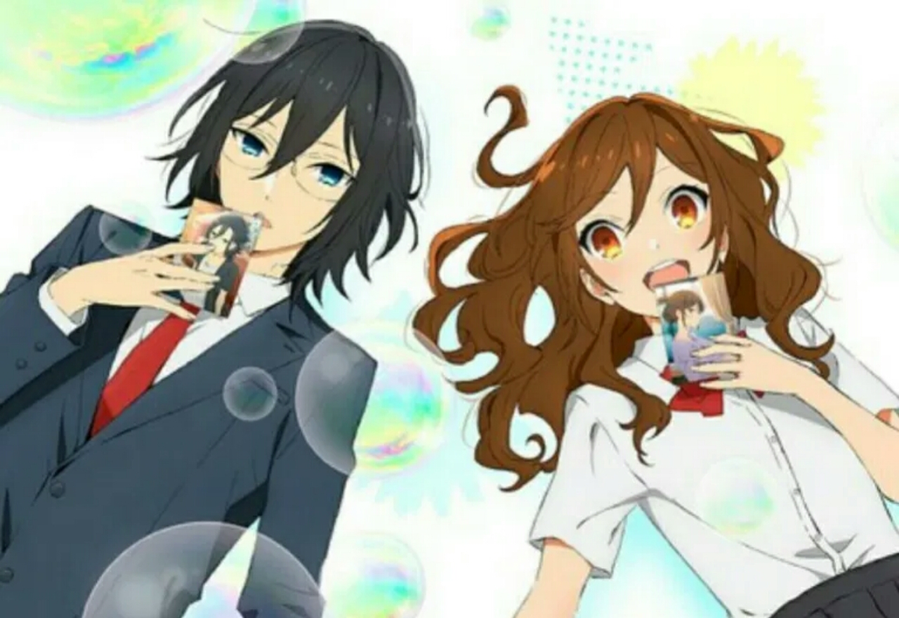 Video Promosi Pertama Anime TV Horimiya Dirilis 1