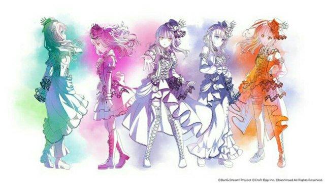 Film Anime BanG Dream! FILM LIVE 2nd Stage dan Episode of Roselia I: Yakusoku Ungkap Video Promosi 3