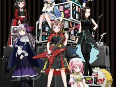 Film Anime BanG Dream! FILM LIVE 2nd Stage dan Episode of Roselia I: Yakusoku Ungkap Video Promosi 18