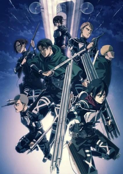 Anime Attack on Titan The Final Season Akan Tayang Perdana pada Tanggal 7 Desember 1