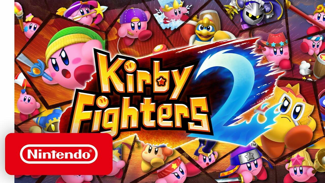 Nintendo Mengonfirmasi dan Merilis Game Kirby Fighters 2 untuk Switch 1