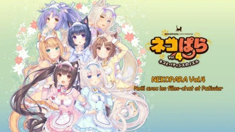 Video Promosi Ungkap Game Nekopara Vol. 4 Akan Debut pada Bulan Desember untuk PS4 dan Switch 1