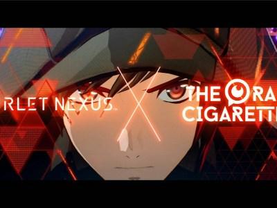 Video Musik Game Scarlet Nexus Dirilis 20
