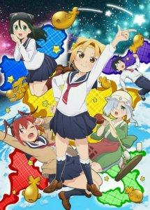 Season Ketiga Anime Yatogame-chan Kansatsu Nikki Dikonfirmasi untuk Tahun 2021 2
