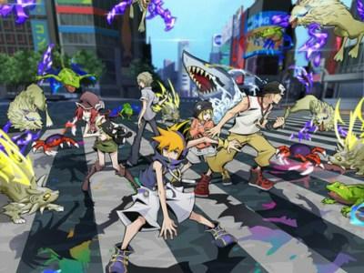 Anime The World Ends With You Ungkap Seiyuu Lainnya dan Visual Baru 8