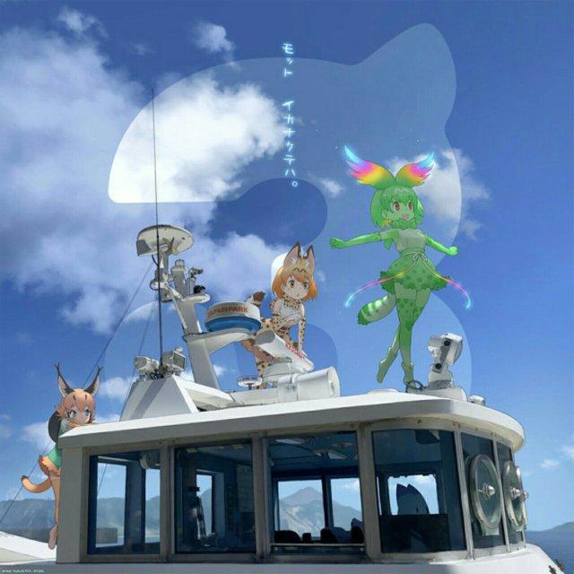 Game Smartphone Kemono Friends 3 Merayakan Ulang Tahun Pertamanya dengan Ilustrasi Baru 2
