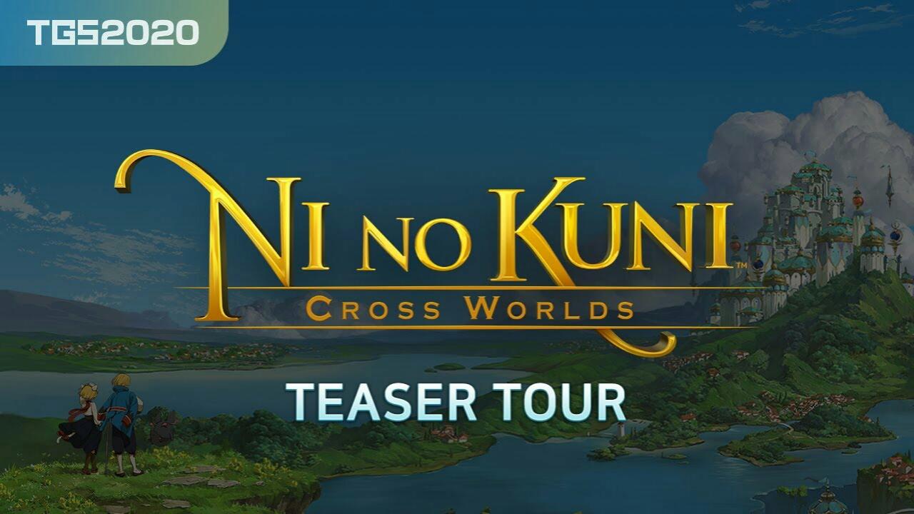 Video 'Teaser Tour' untuk Game Ni no Kuni: Cross World Telah Dirilis 1