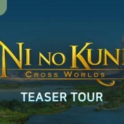 Video 'Teaser Tour' untuk Game Ni no Kuni: Cross World Telah Dirilis 65