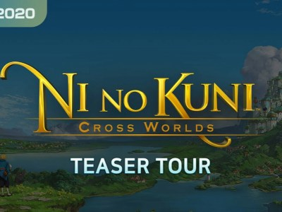 Video 'Teaser Tour' untuk Game Ni no Kuni: Cross World Telah Dirilis 12