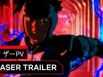 Netflix Ungkap Trailer Teaser Baru untuk Seri Anime Spriggan 5