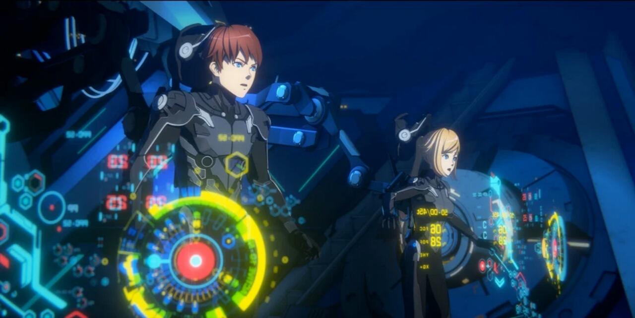 Netflix Memberitahukan Seri Anime Pacific Rim: The Black untuk Tahun 2021 1