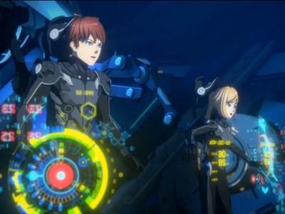 Netflix Memberitahukan Seri Anime Pacific Rim: The Black untuk Tahun 2021 24