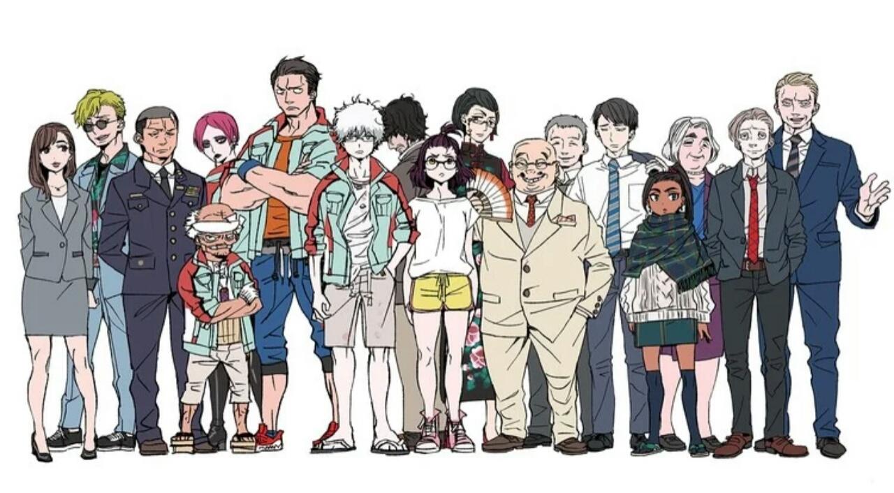 Seri Anime Godzilla Singular Point Ungkap Cerita, Video Promosi, Staf Lainnya, Visual 1