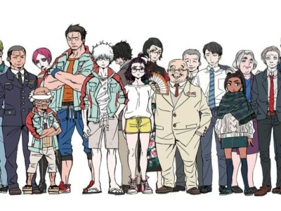 Seri Anime Godzilla Singular Point Ungkap Cerita, Video Promosi, Staf Lainnya, Visual 18