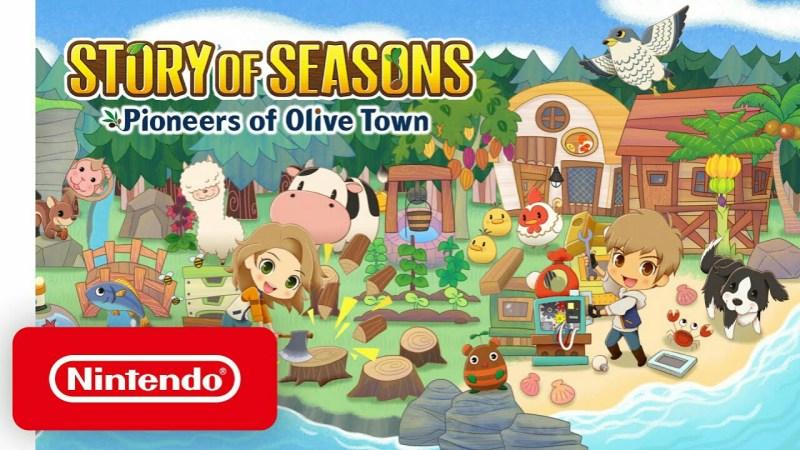 Game Story of Seasons: Pioneers of Olive Town Diumumkan untuk Switch 1