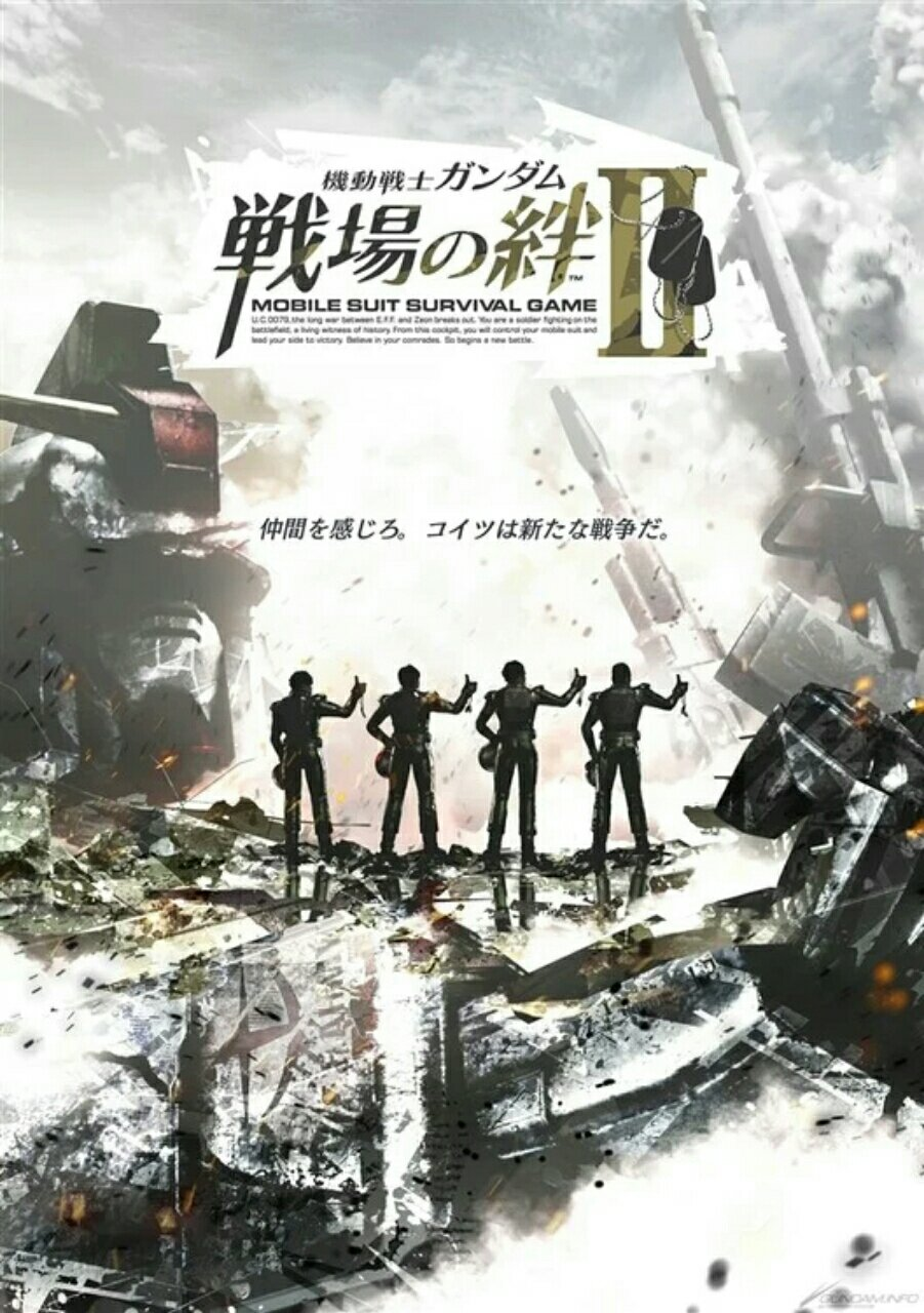 Game Arcade Gundam: Senjō no Kizuna II Rilis Video Promosi Lengkap Pertamanya dan Ungkap Informasi Lebih Lanjut 4