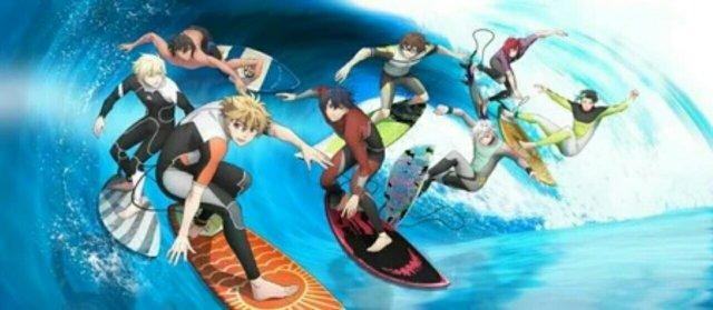 Film Anime Trilogi WAVE!! Ungkap Anggota Seiyuu Baru, Trailer untuk Film Ketiganya 3